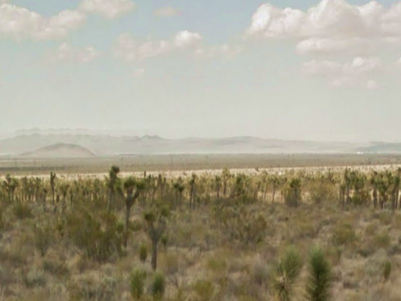 Large Vacant Lot For Sale : Llano : Los Angeles County : California