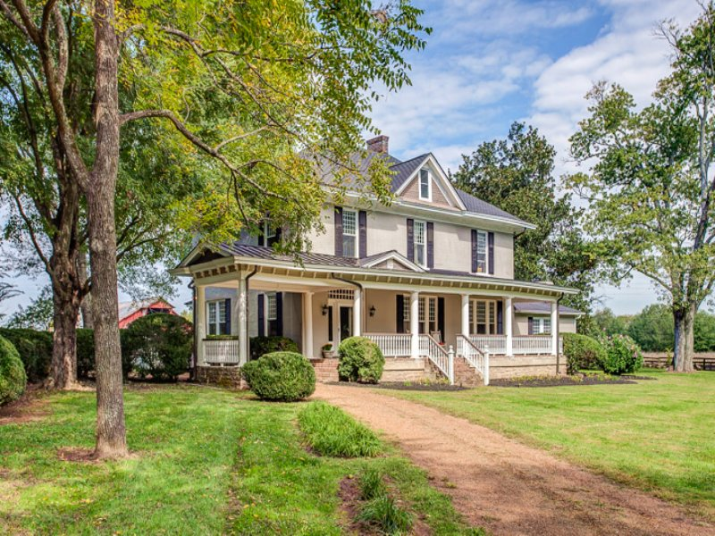 10 Acre Estate : Franklin : Williamson County : Tennessee