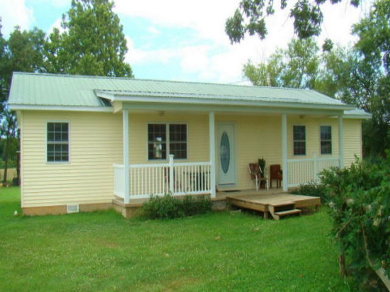 Hunt, Farm And Play On 112 Acres : Summersville : Shannon County : Missouri
