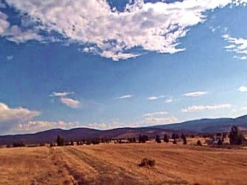 Buildable Subdivision Lot 4 Sale : Alturas : Modoc County : California