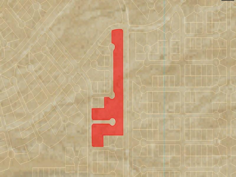 3.08 Acre Lot For Sale In Los Lunas : Los Lunas : Valencia County : New Mexico