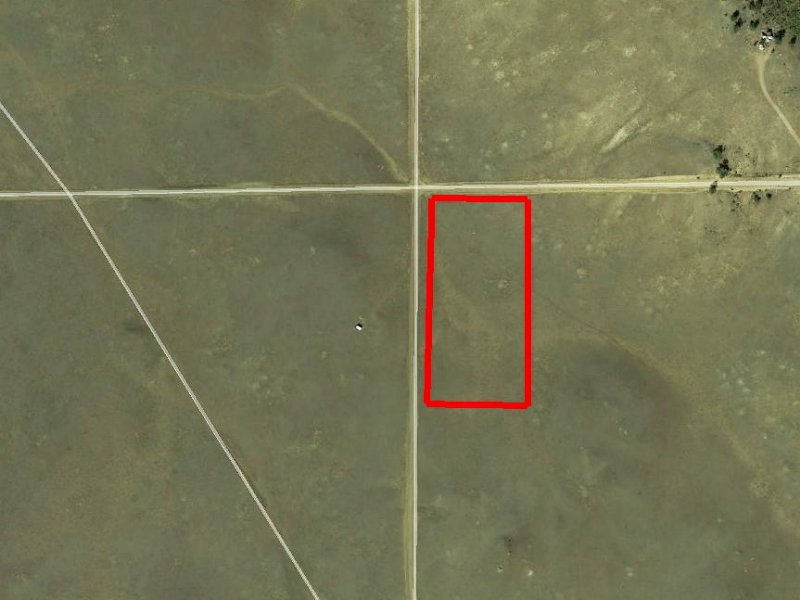 5+ Acre Lot South Of Hartsel : Hartsel : Park County : Colorado