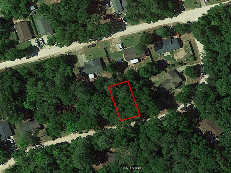 0.11 Acre Residential Lot : Crawfordville : Wakulla County : Florida