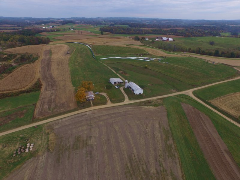 3 Farms Absolute Auction : Bakersville : Coshocton County : Ohio
