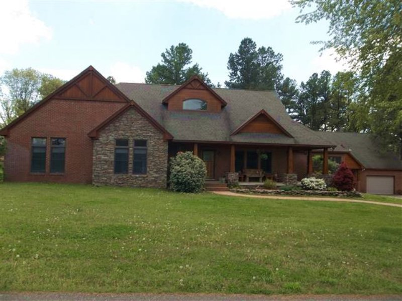 4 Bed Home On 2 M/l Acres : Tahlequah : Cherokee County : Oklahoma