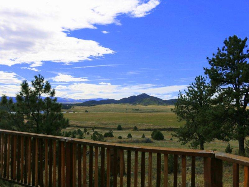 Red Earth Ranch : Westcliffe : Custer County : Colorado