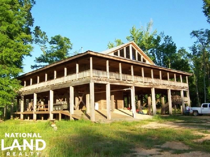 The Mrsd Tract : Carlton : Clarke County : Alabama