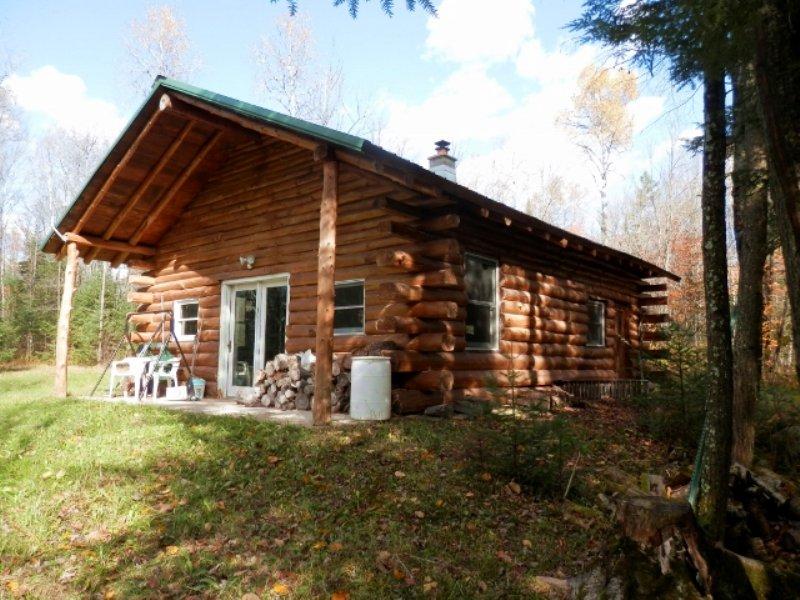 Big Somo River Cabin : Somo : Lincoln County : Wisconsin