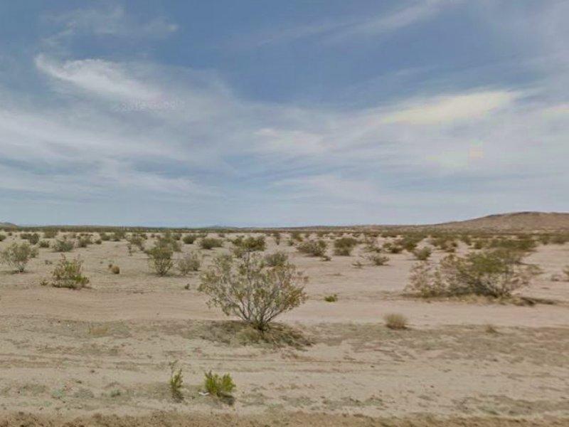 2.32 Acre Land, Road Access, : California City : Kern County : California