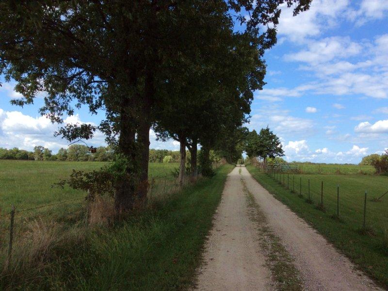 Rocky Ridge Lane : Cuba : Crawford County : Missouri