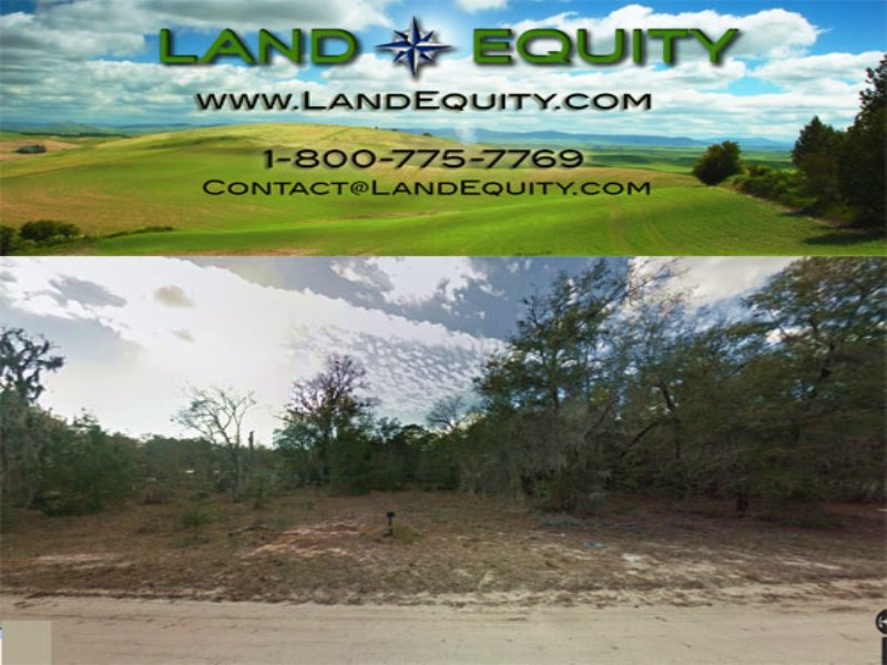 Vacant Buildable Lot With Financing : Interlachen : Putnam County : Florida