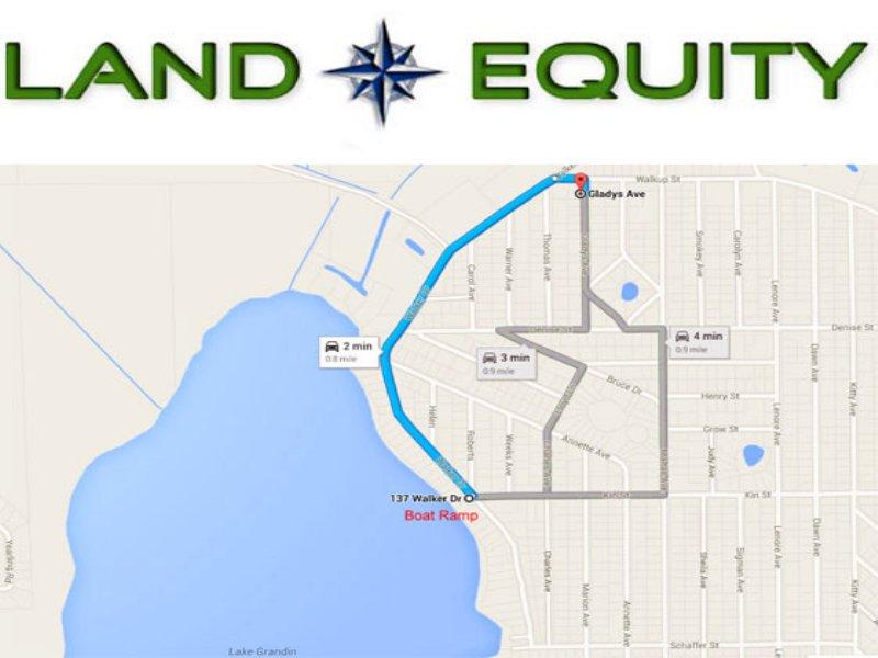 Buildable Land For Sale $99 Down : Interlachen : Putnam County : Florida
