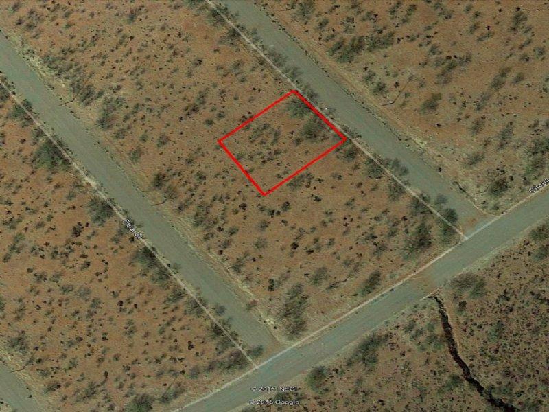 0.23 Acre Lot 15 Miles From Riorico : Rio Rico : Santa Cruz County : Arizona