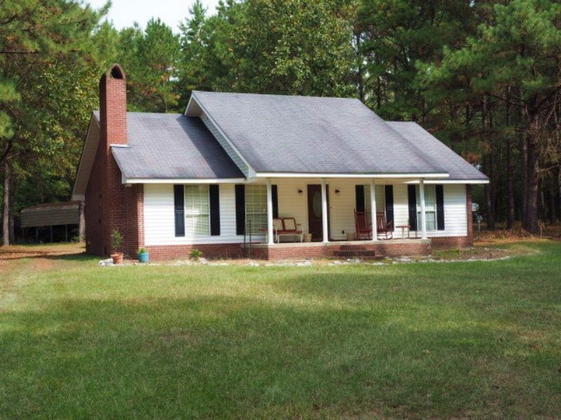 30.00 Acres Residential Land : Tylertown : Walthall County : Mississippi