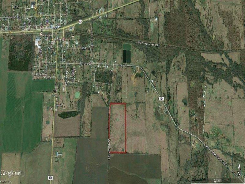 40 Acres (#29528) : Blossom : Lamar County : Texas