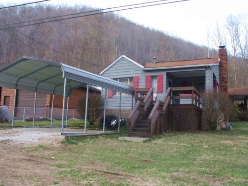 1 AC Remodeled-Updated Nice Cozy Hm : Dixie : Fayette County : West Virginia