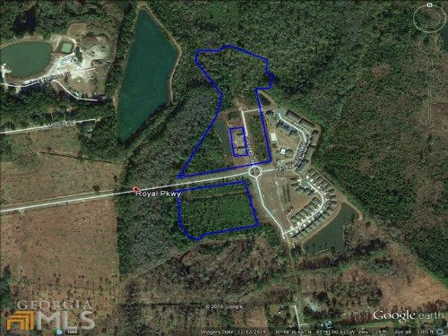 Bank Owned 19.17 Acres : Kingsland : Camden County : Georgia