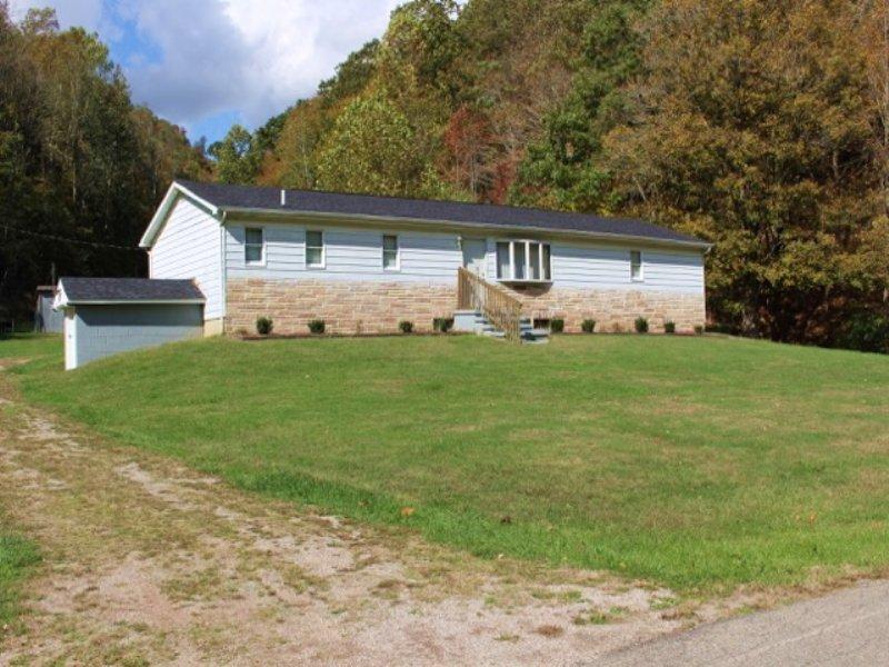 Narrows Rd - 32 Acres : Laurelville : Hocking County : Ohio