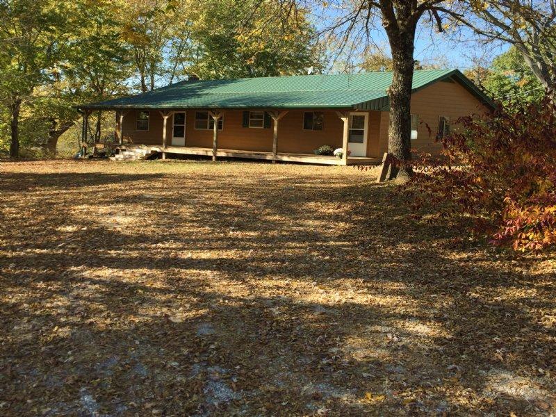 Dan Halbert Home : Cherryville : Crawford County : Missouri