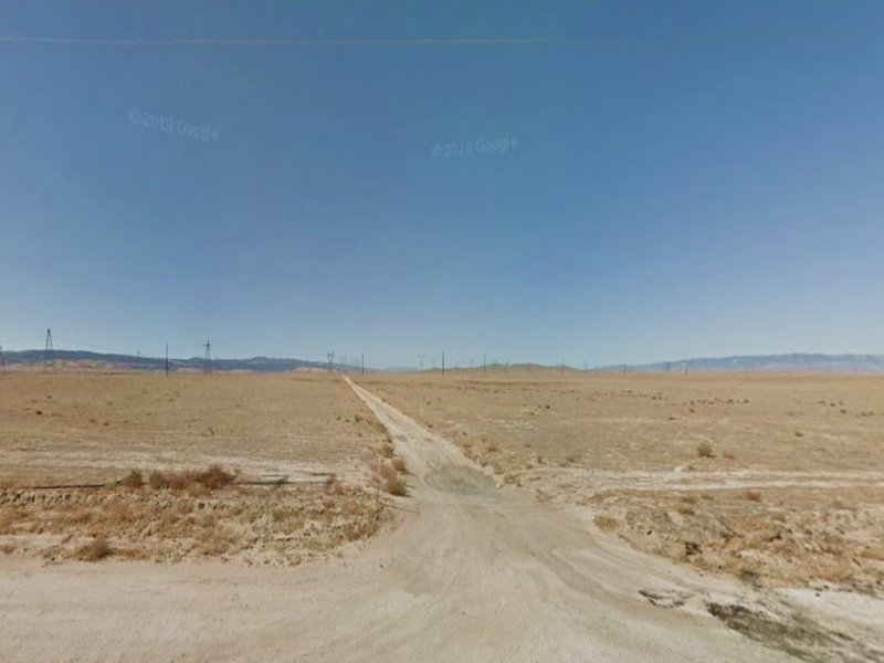 Agricultural 1.23 Acre Lot For Sale : Lancaster : Los Angeles County : California