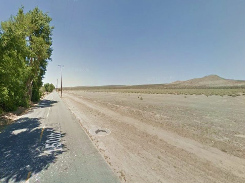 Lancaster Land For Sale : Lancaster : Los Angeles County : California