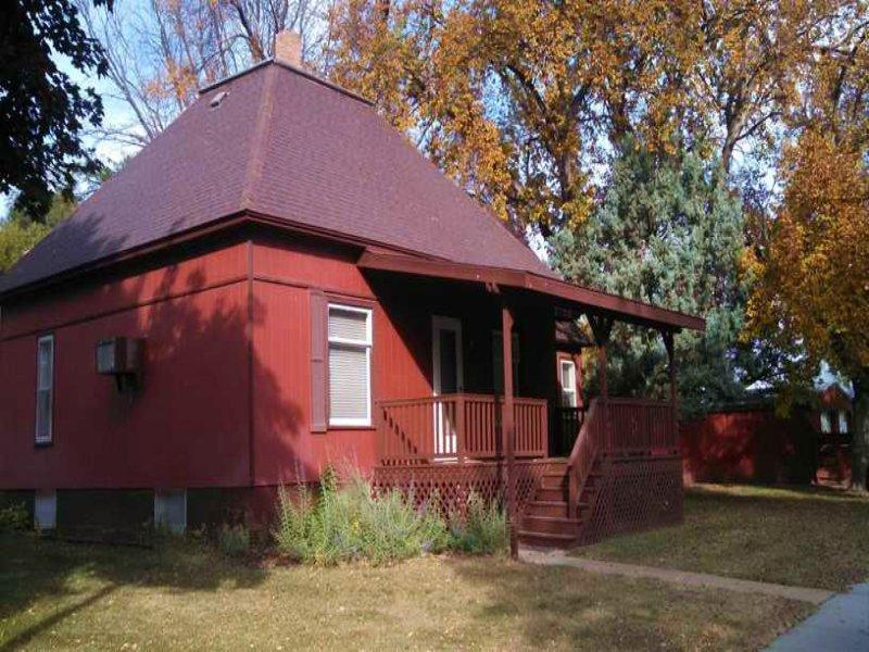 Curtis Home : Curtis : Frontier County : Nebraska