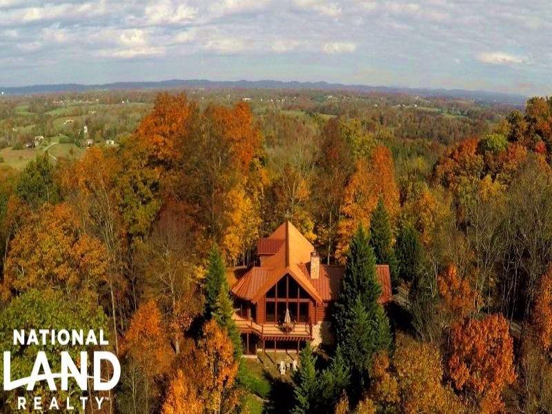 Smoky Mountain Retreat : Walland : Blount County : Tennessee