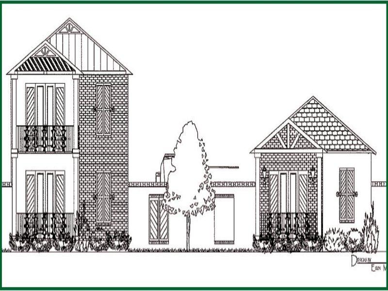 1 Acre Residential Land, Plantation : Starkville : Oktibbeha County : Mississippi