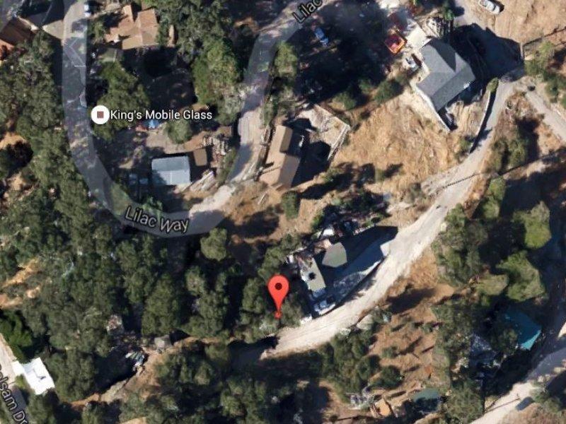 Double Residential Lot4sale : Cedar Glen : San Bernardino County : California