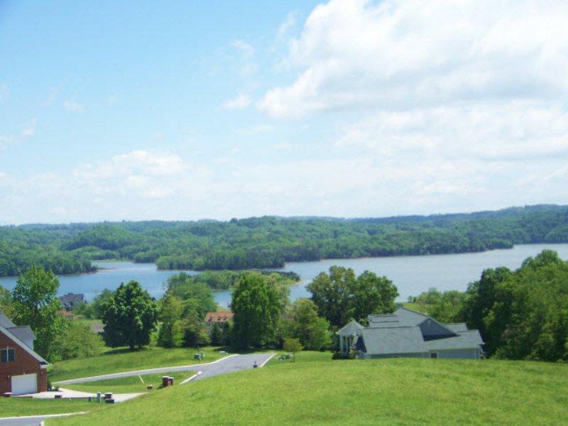 Cherokee Lake View Lot : Mooresburg : Hawkins County : Tennessee