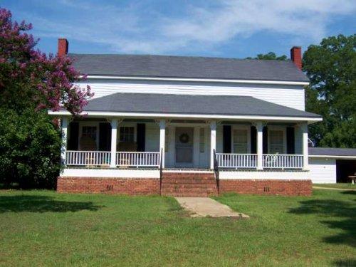 Anderson Farm : Register : Bulloch County : Georgia