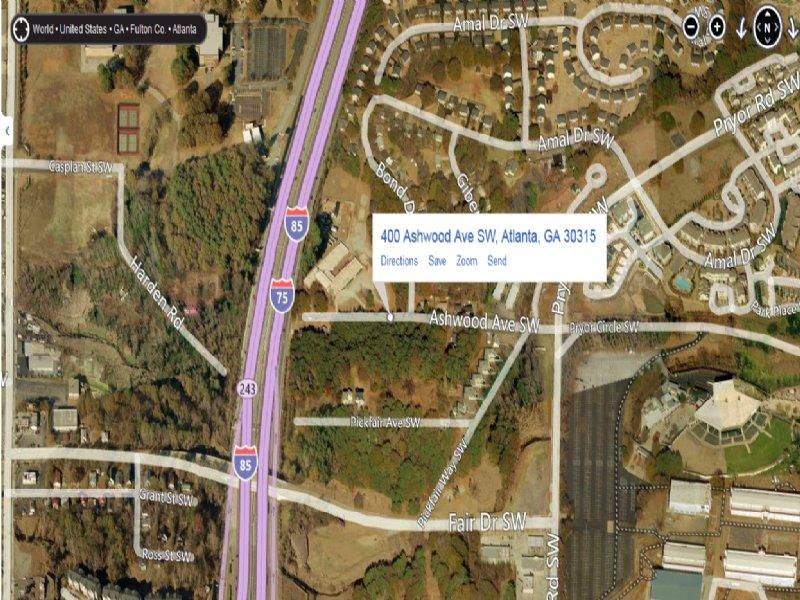 Residential Lot For Sale : Atlanta : Fulton County : Georgia