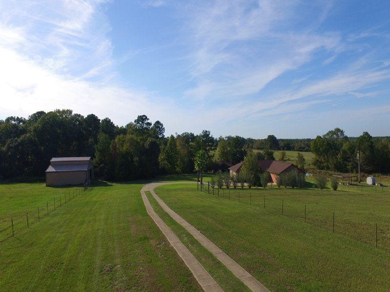 9.6 Acres Parker Creek Road : Huntsville : Walker County : Texas