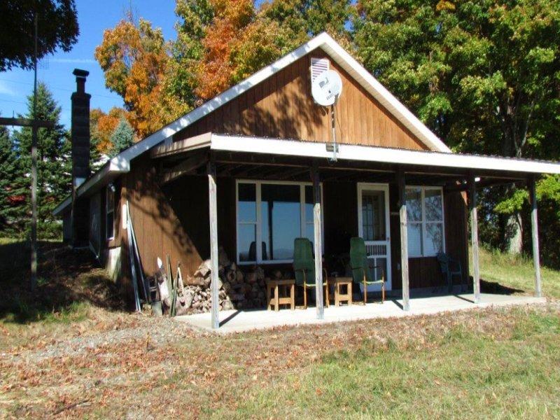Farmland Country Home 204 Acres : Lapeer : Cortland County : New York