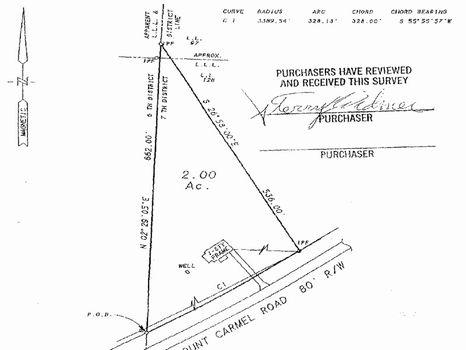 2 Acres Commercial in McDonough : McDonough : Henry County : Georgia