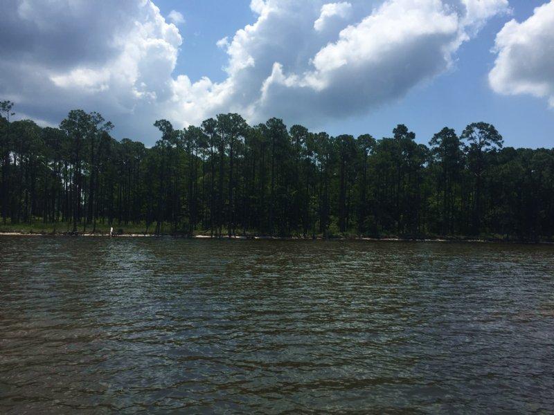 Perdido Bay Tract : Pensacola : Escambia County : Florida