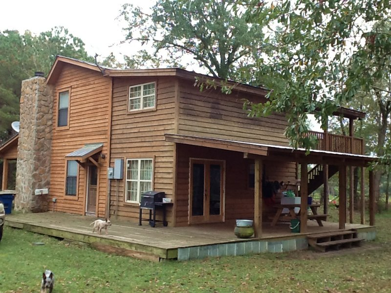 Pineapple Hwy Ranch House : Greenville : Butler County : Alabama