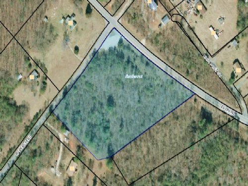 4.64 Wooded Acres : Amherst : Virginia