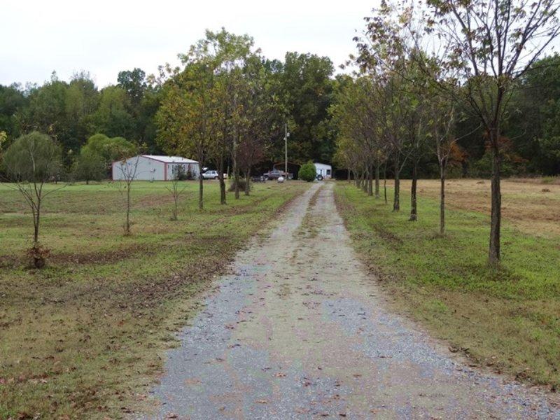 2,400 Sq Ft Cabin Near Bayou Meto : Humphrey : Arkansas County : Arkansas