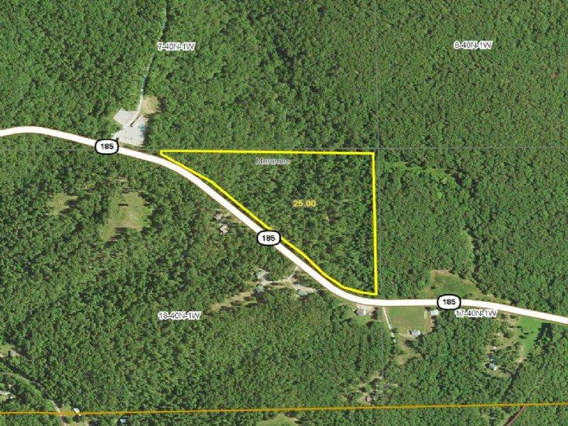 25 Acres : Sullivan : Franklin County : Missouri