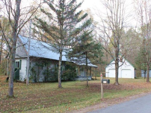 Furnished House With Garage 6 Acres : Osceola : Lewis County : New York