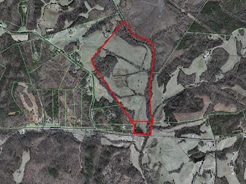 Large Acreage Tract : Ringgold : Pittsylvania County : Virginia