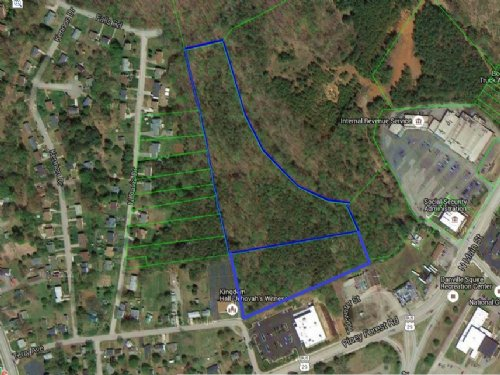 Acreage Tract : Danville : Pittsylvania County : Virginia