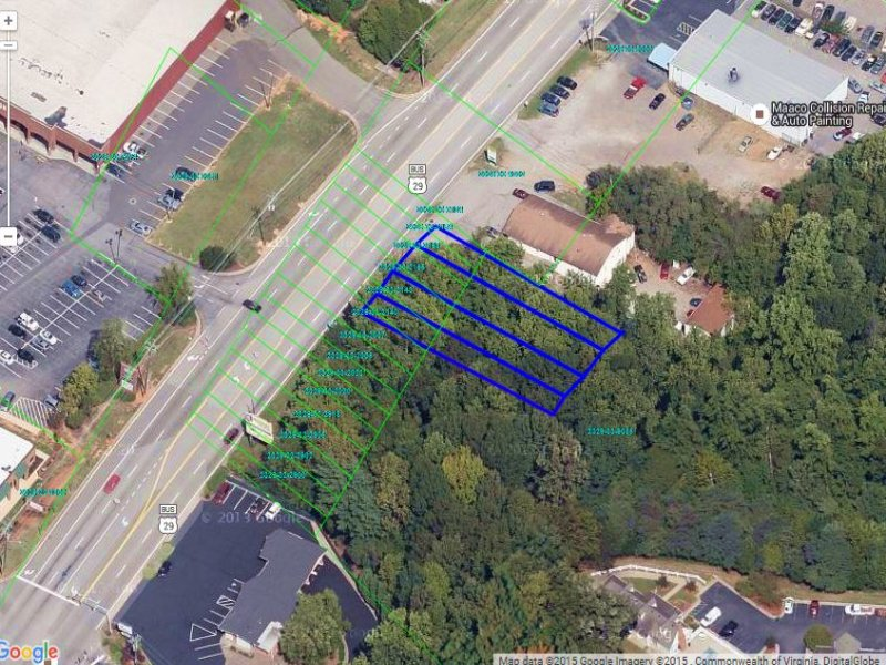 Commercial Property : Danville : Pittsylvania County : Virginia