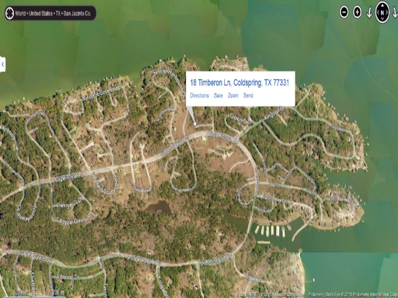 Land For Sale In Coldspring : Coldspring : San Jacinto County : Texas