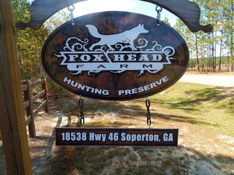 Fox Head Farm Turn-key Plantation : Soperton : Treutlen County : Georgia