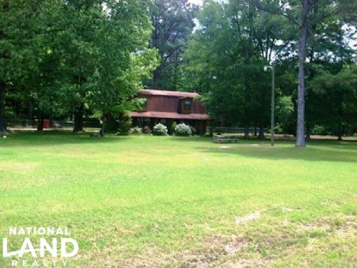 Countryside Log Home : West Point : Clay County : Mississippi