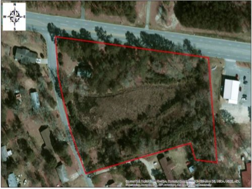 5.15 Acres In Lexington : Lexington County : South Carolina