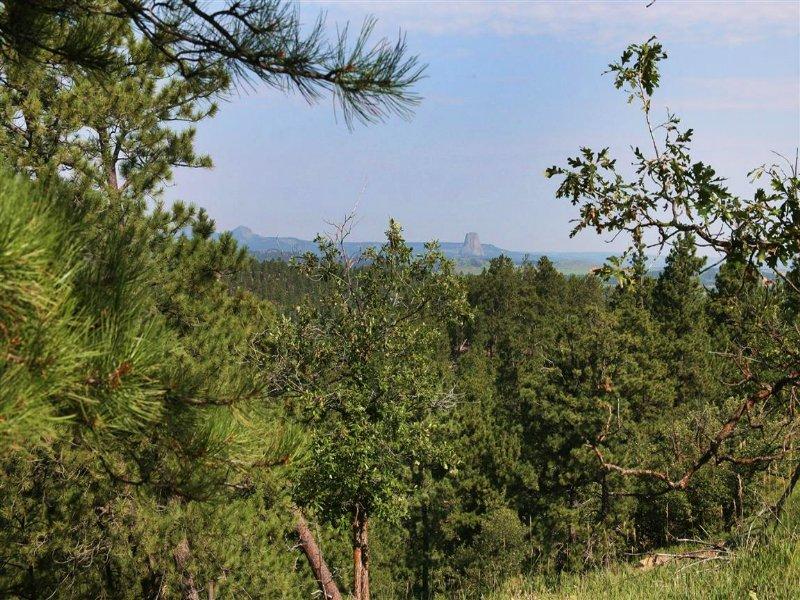 Oudin Hill Retreat : Sundance : Crook County : Wyoming