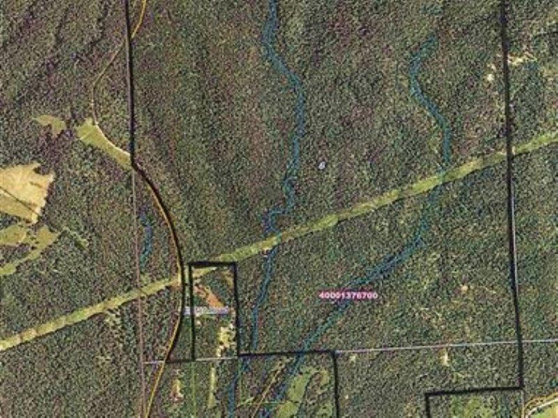 612 M/L Acres : Proctor : Adair County : Oklahoma